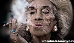 неприятный запах изо рта - курение