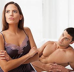 поведение женщин в постели