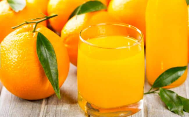 полезный апельсиновый срк