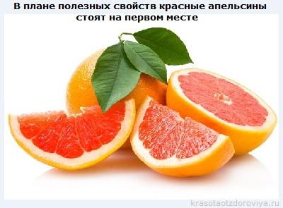 Польза апельсинов