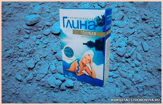 Голубая-глина фото