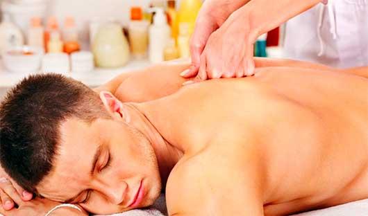Классический-массаж