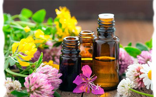 эфирные масла для тела и волос