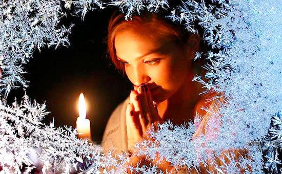 Новогодние приметы и гадания