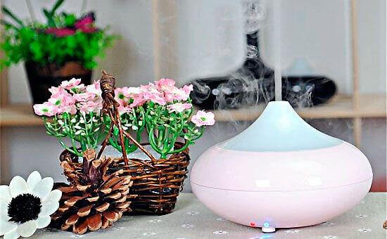 ароматерапия для дома