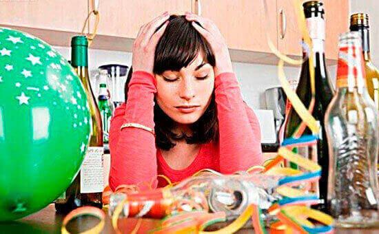избавиться от похмелья в домашних условиях