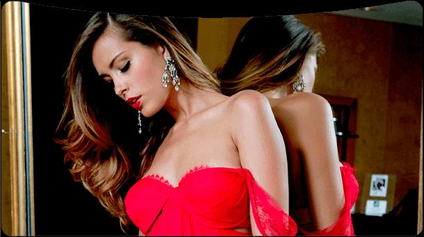 цвет сексуальности красный
