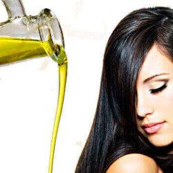 масло для волос применение