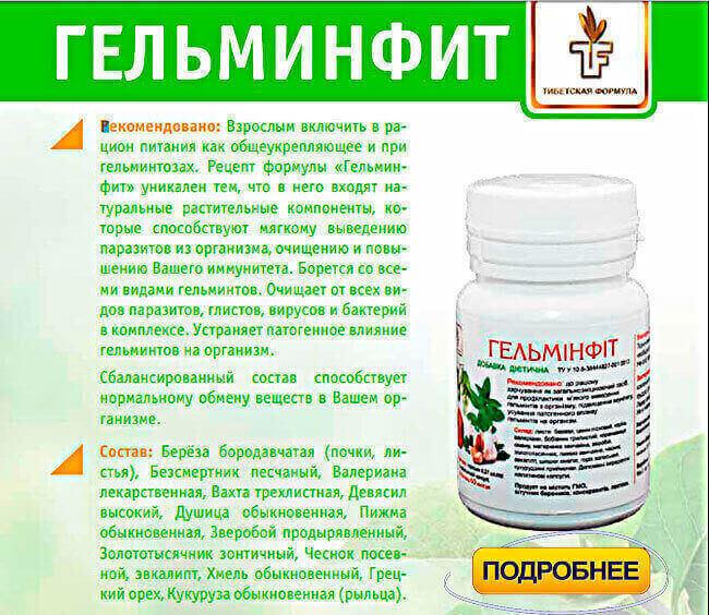 гельминфит
