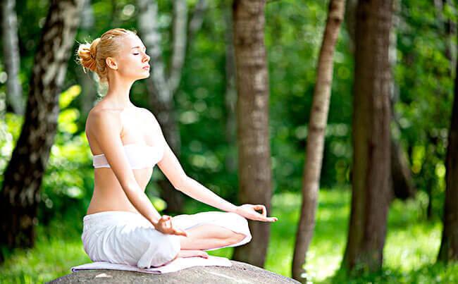 Восточная медицина, йога