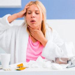 лечение простуды и кашля