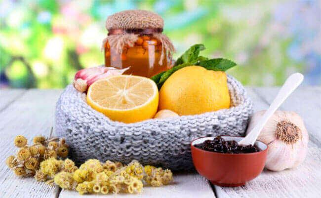 лечние простуды в домашних условиях