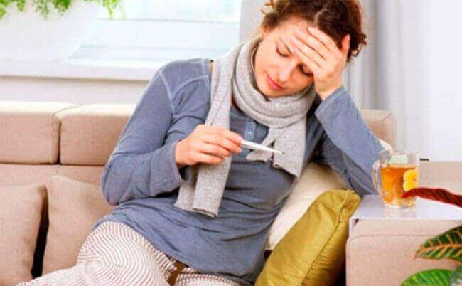 лечение кашля и простуды