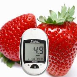 Клубника при сахарном диабете
