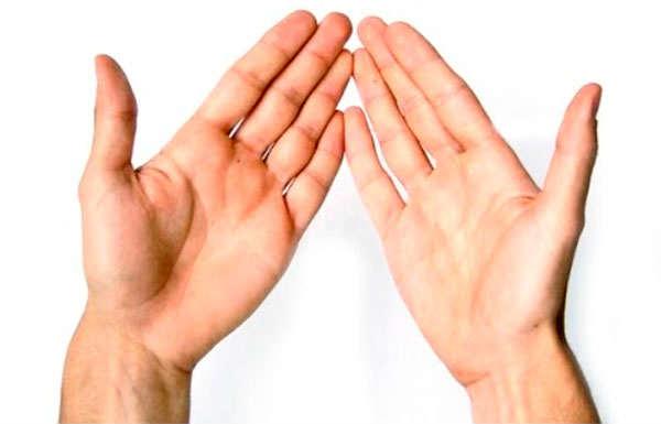 о чем говорят наши руки