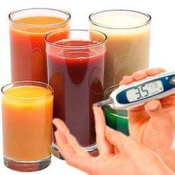 соки при диабете