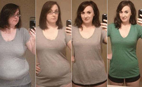 Похудеть после 40