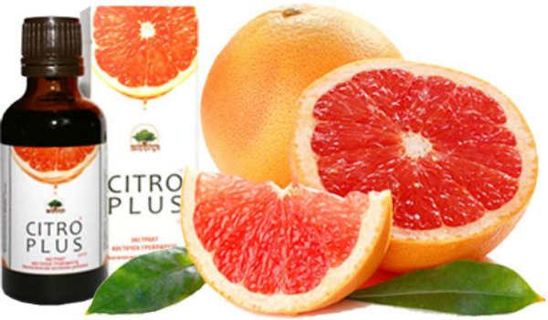 природные антибиотики семена грейпфрута