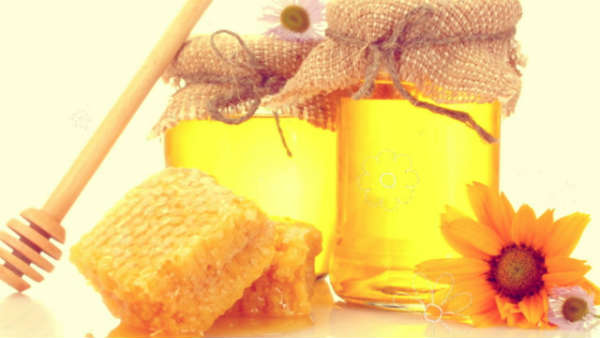 природные антибиотики мед