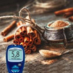 Корица при сахарном диабете