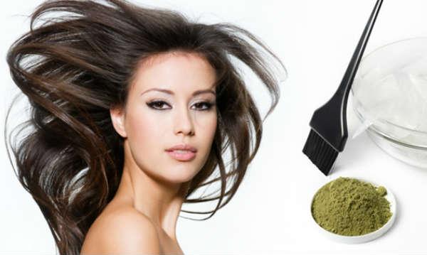 Маски против жирности волос