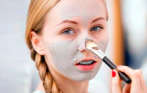 Бентонитовая глина маски для лица