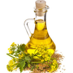 горчичное масло для лица и тела