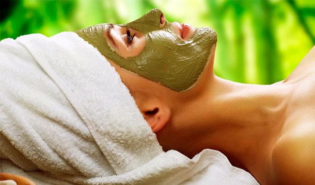 маски с хной для лица